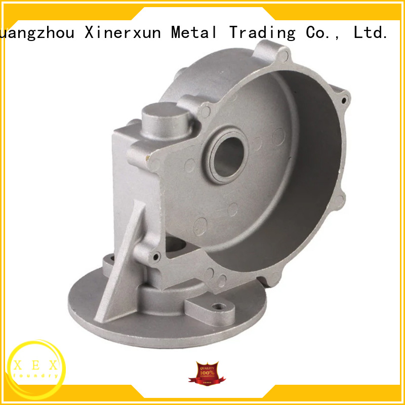 XEX high quality aluminium die casting factory for motorcycle