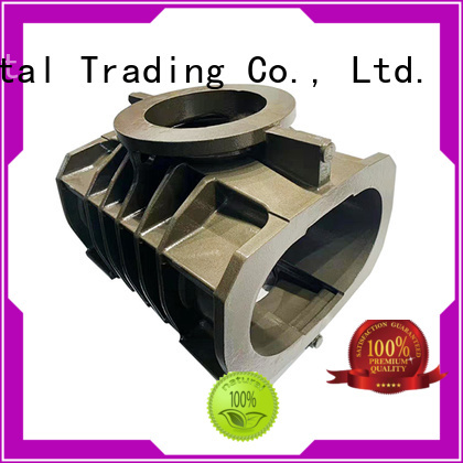 XEX casting foundry service for mechanical