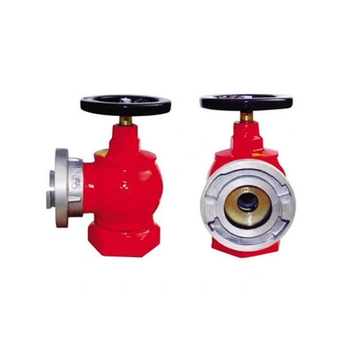 Cast Iron of Double Body and Outlet Pressure Reducing Indoor Fire Hydrant
