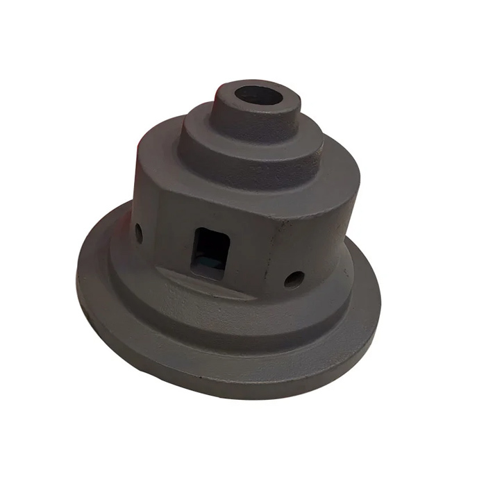 Large Ductile Iron Casting for Customized Service Lost Foam Casting