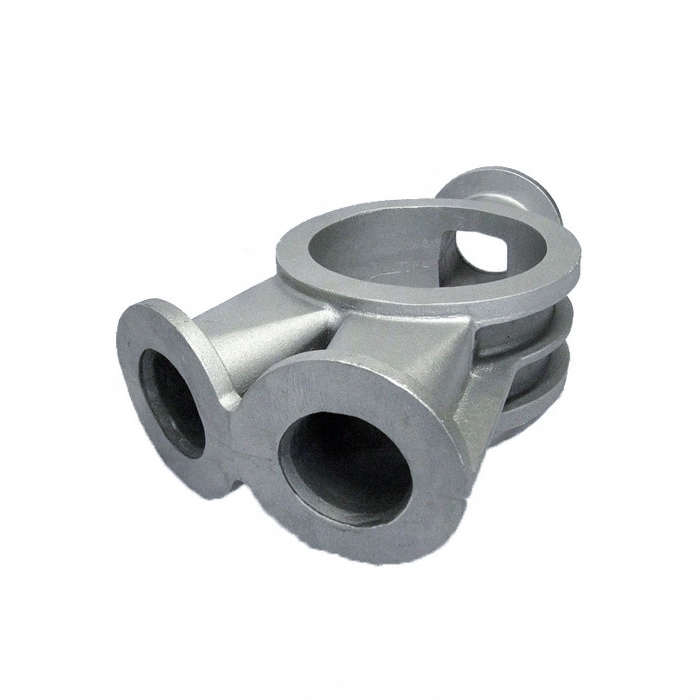Ductile Iron Water Pump Pipe of The Casting Parts