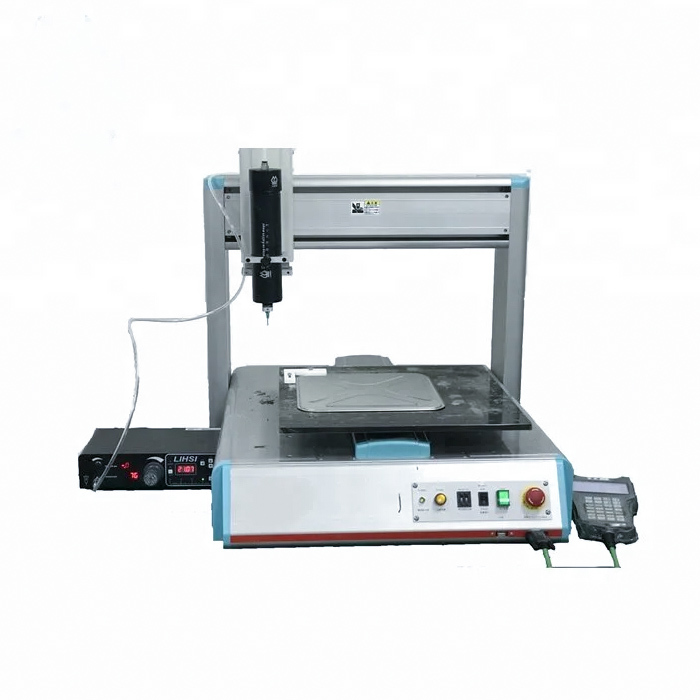 Programmable Automatic Epoxy Glue Dispenser Machine with Mixing System Automative Machine