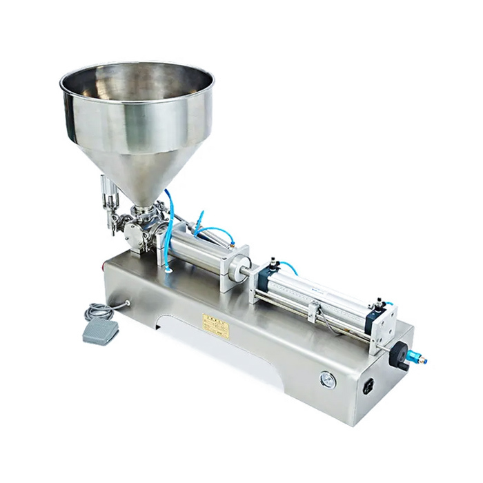 New Style Mini Honey Liquid & Paste Filling Machine (5 - 5000 ml)