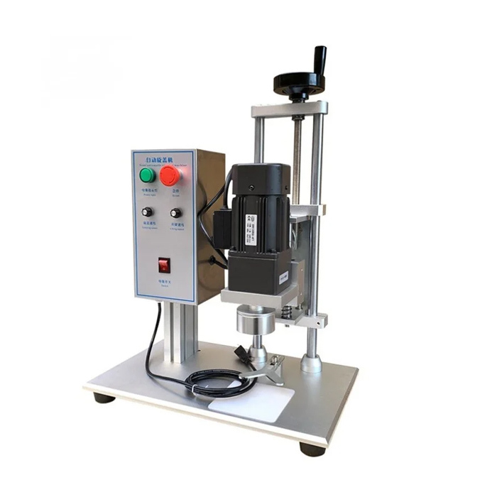 Customized Automatic and Semi-Auto Bottle Cap Machine