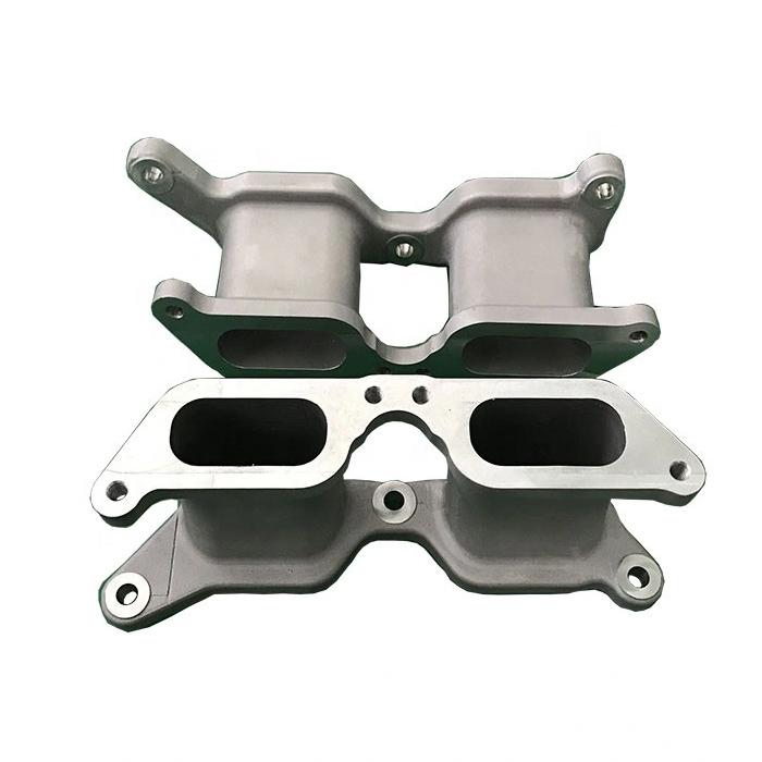 Sandblasted Machining Precision Aluminium Casting Lost Wax Casting Aluminium Aluminium Investment Casting