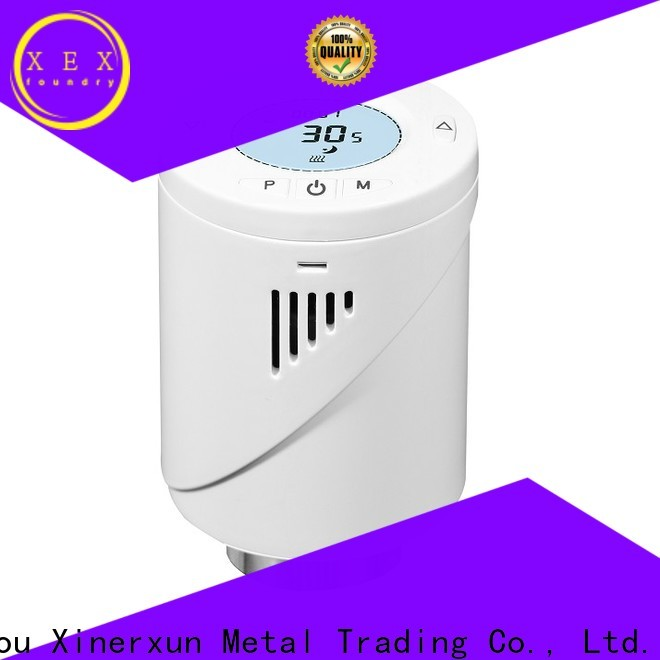 high quality 10mm thermostatic radiator valve materials for room
