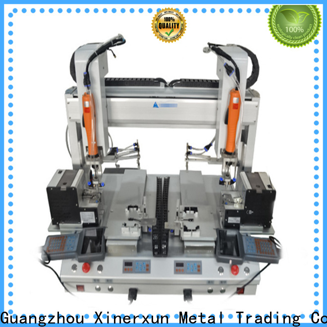 XEX intelligent automated industrial machinery price for packing