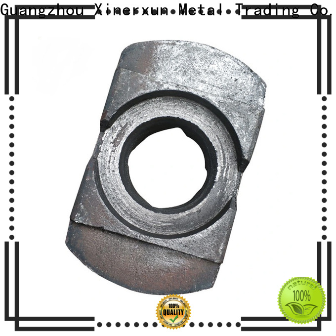 XEX static pile machine ore counterweight block price for vehicle
