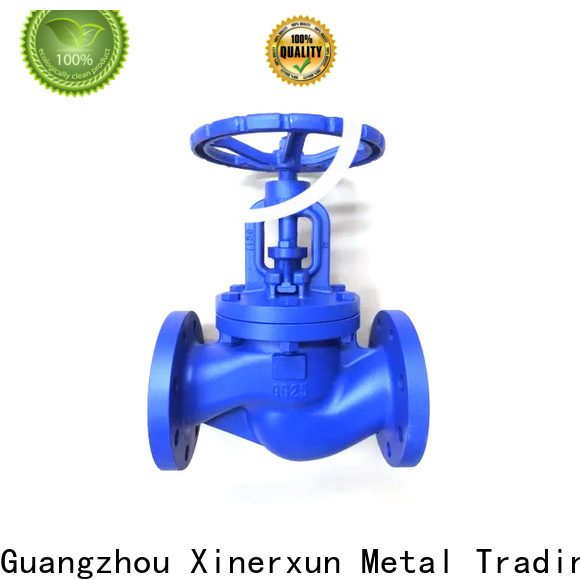 XEX ductile cast iron process for metal