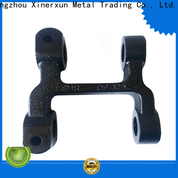 XEX carbon steel casting parts machine for auto