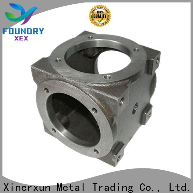 high precision custom aluminum casting process for motorcycle