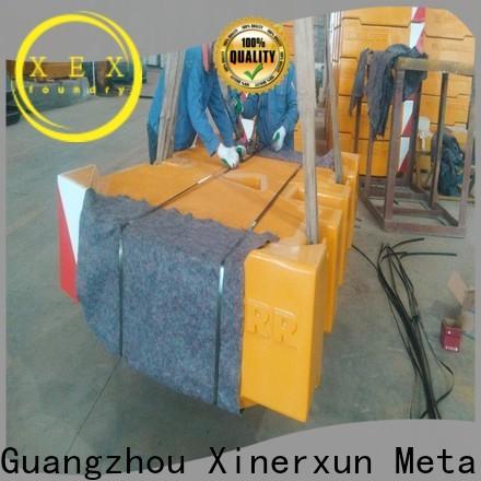 XEX Manitowoc crane counter weight working for kitchen
