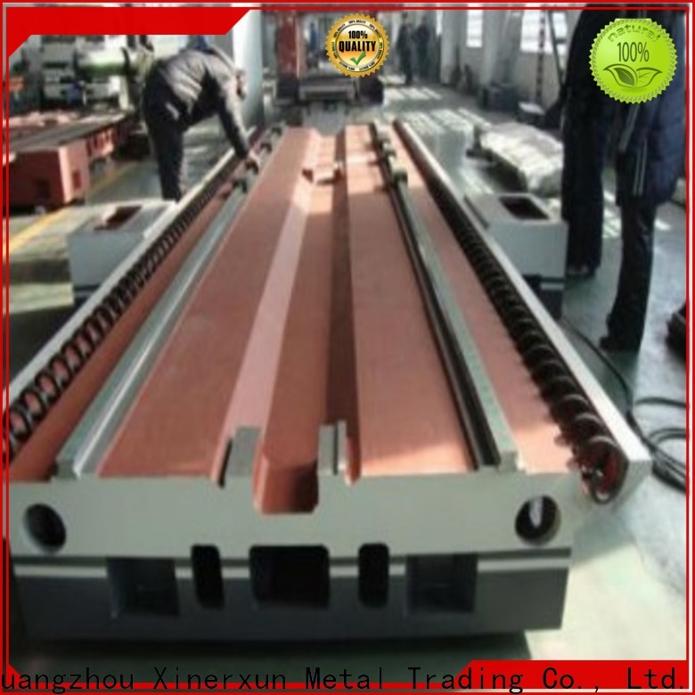 XEX high quality Iron casting Lift counter weight for machinery