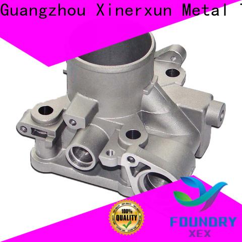 XEX precision lost foam casting china manufacturers for auto