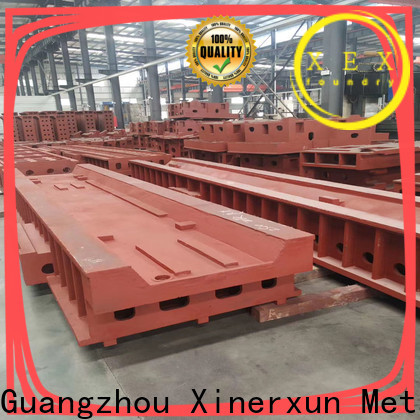 XEX customized high Chrome white casting manufacturer for equipments