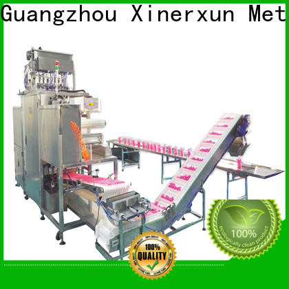 XEX automatic packing machine price for machinery