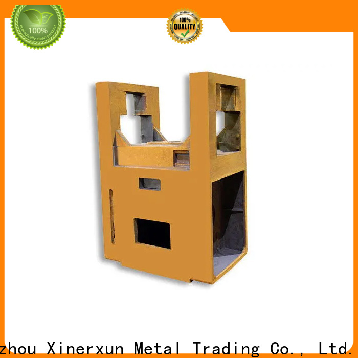 XEX container corner cast steel uese for machinery
