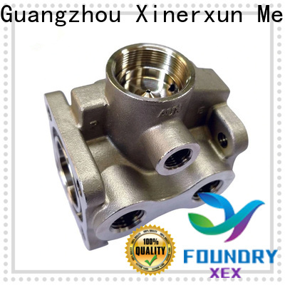 XEX custom grey ductile iron sand casting parts materials for vehicle