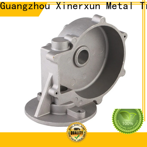 XEX high precision die casting products process for motor