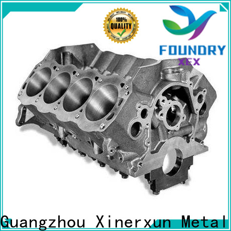 XEX high quality high pressure die casting aluminum process for motor