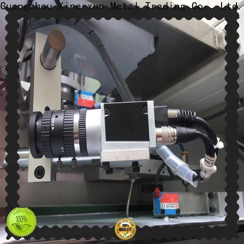XEX intelligent auto packing machine working for packing