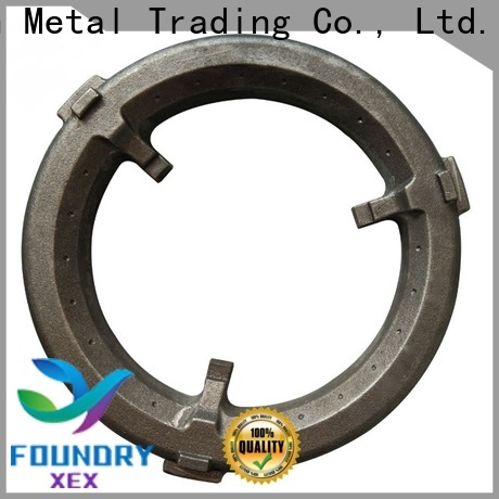 high quality sand casting elevator counterweight iron price for machinery