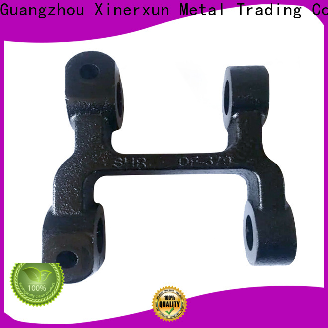 XEX welcomed stainless steel casting process for vehicle