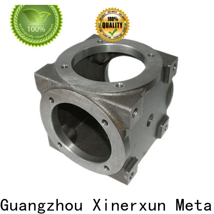 customized aluminum die casting machine process for vehicle