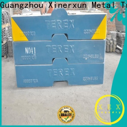 XEX cast iron sand casting for kitchen