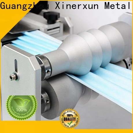 XEX customized mask manufacturing machine price for making mask