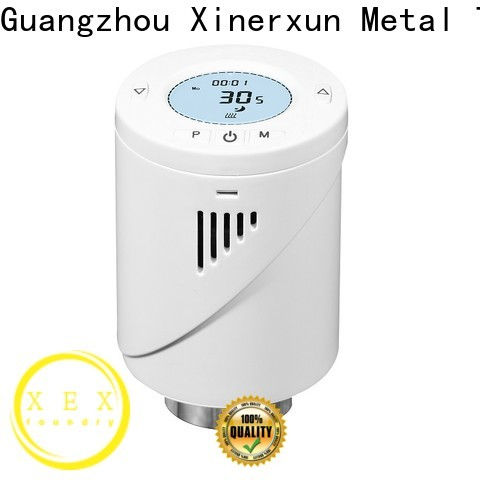 XEX customized trv valve manufacturers for home