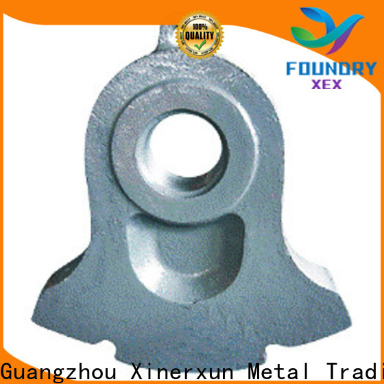 customized high Chrome white casting foundry for mechanical