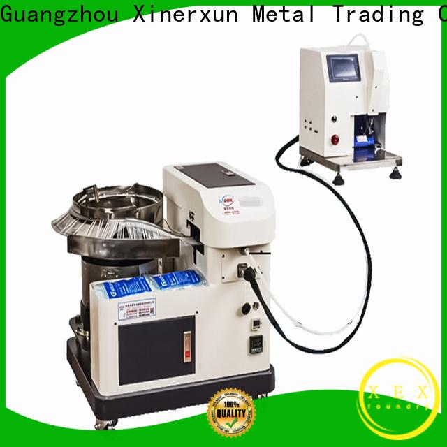 XEX laser marking machine price for testing