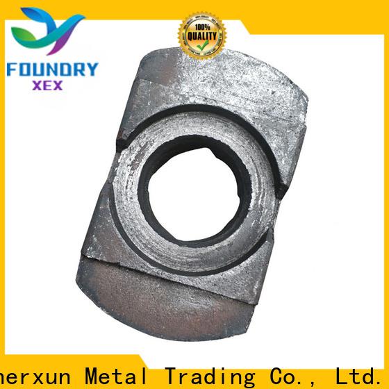 XEX customized sanding cast iron price for vehicle