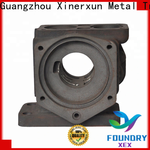 high precision Sandcasting large steel casting for vehicle