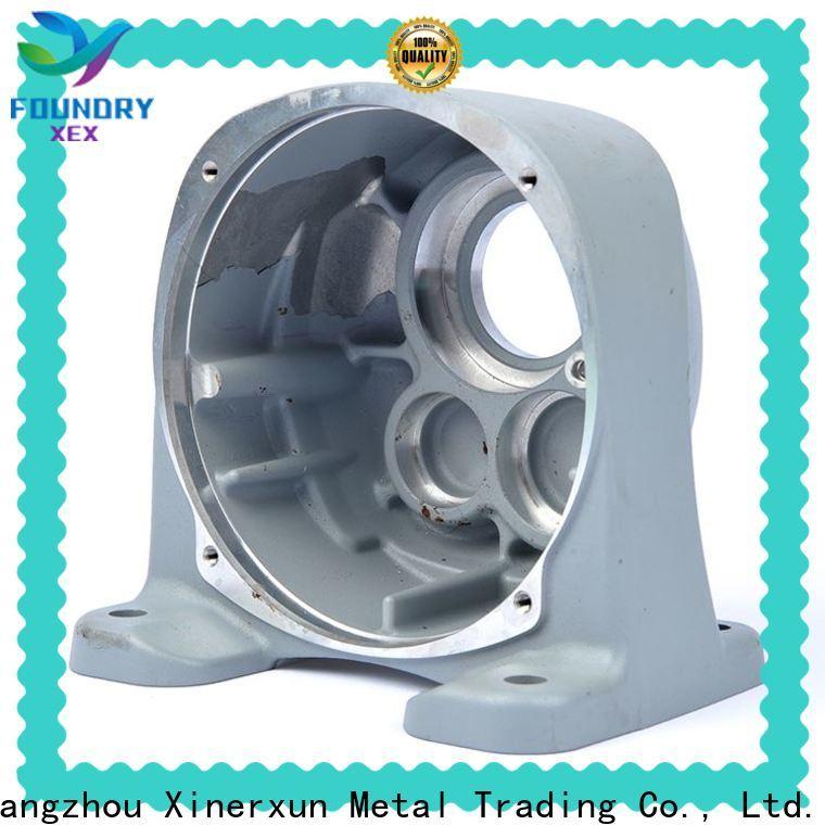 high quality custom aluminum casting factory for motor