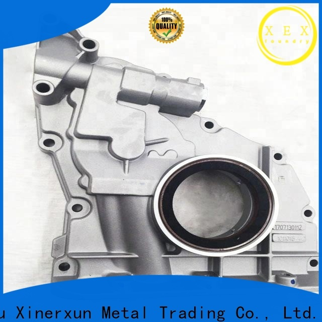 XEX malleable cast iron process for metal