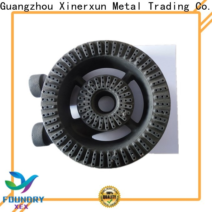 high quality sand cast counterweight iron uese for machinery