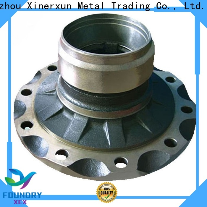 XEX customized nodular cast iron foundry for metal