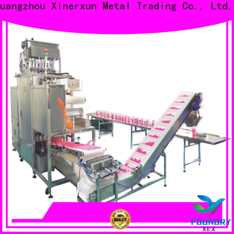 intelligent automatic labeling machine working for metal