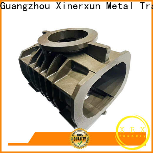 XEX customized volute liners process for mechanical