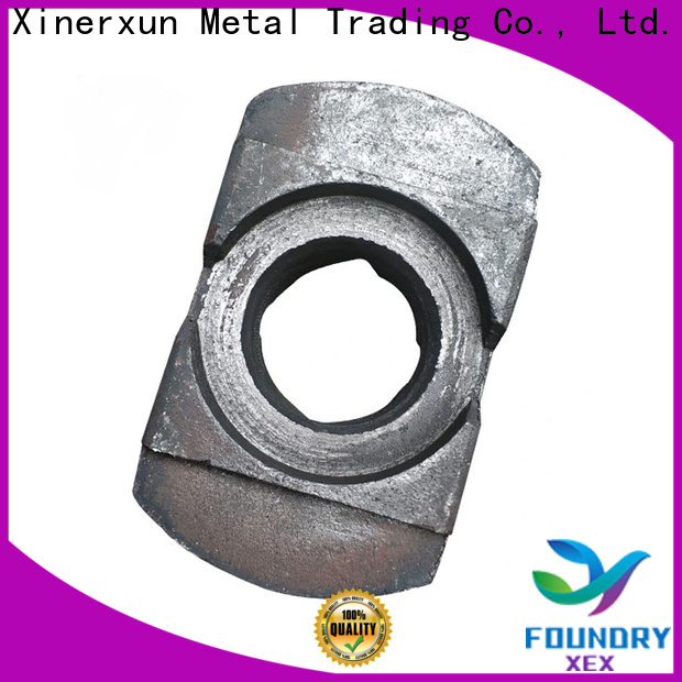 XEX customized sand casting products for kitchen