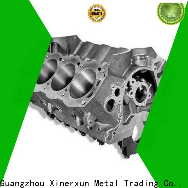 XEX high precision aluminium die casting process for motor
