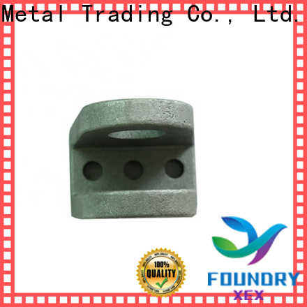 XEX customized Sandcasting large steel casting uese for vehicle