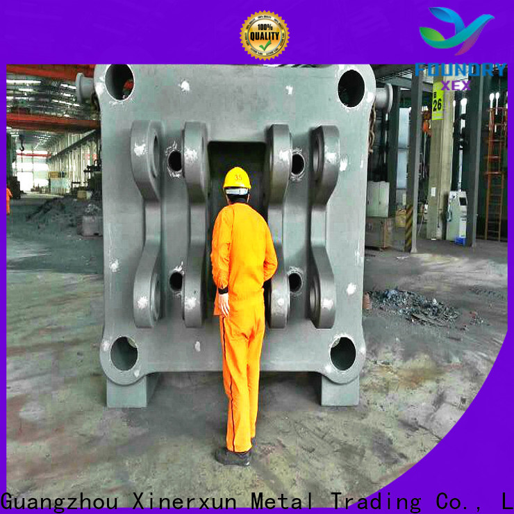 XEX stainless,carbon,alloy steels 500# to 70,000# net weight foundry for equipments