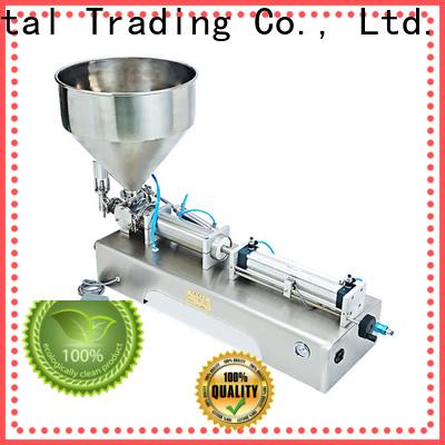 XEX intelligent automatic liquid filling machine price for testing