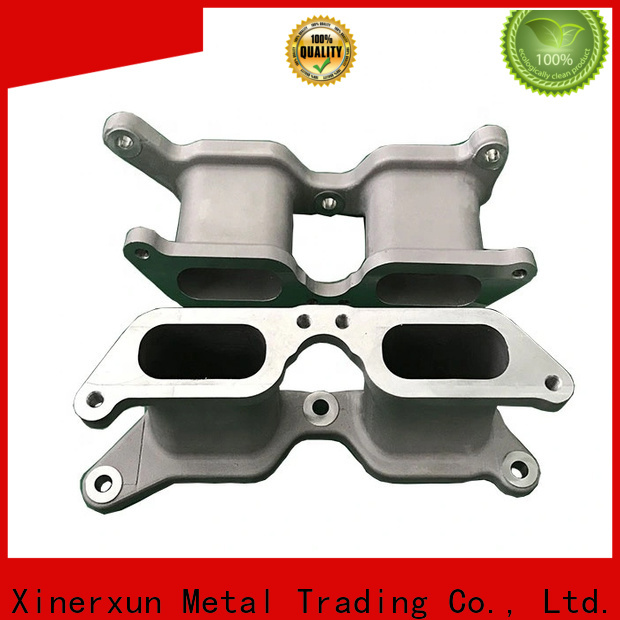 XEX aluminum die casting components machine for motorcycle