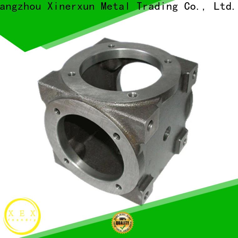 customized china aluminum casting process for motor