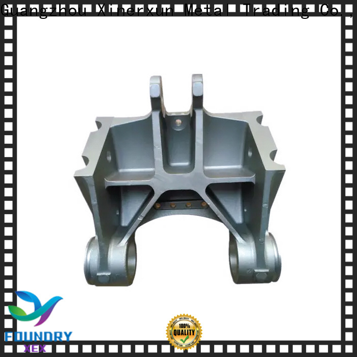 XEX Gray and Ductile Iron Foundry Casting weights up to 9000lbs. Cast Iron Foundries Large CNC machine tool cast iron Cast iron for large injection molding machine Sand Casting Stainless Steel manufacturers for auto