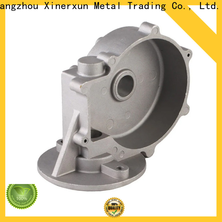 XEX prototype aluminum casting process for motorcycle